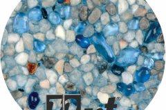 Stone Scapes TOG - Aqua White