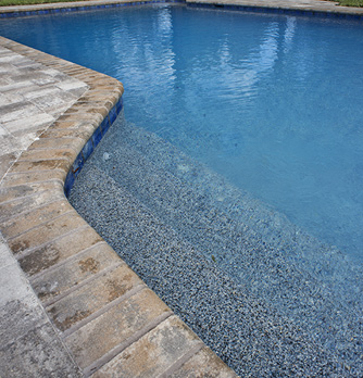 Acrylic Pool Decks